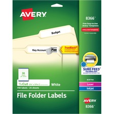 File Folder Labels,