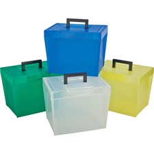 File Box with Handl