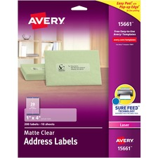 Address Labels, Sur