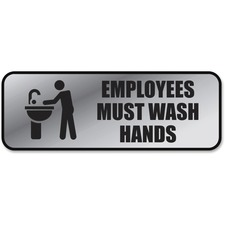 Employee Wash Hands