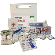 50-person First Aid