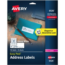 Address Labels, Las