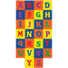 WonderFoam Alphabet
