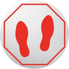 StandSafe Footprint