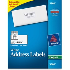 Address Labels for