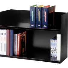 Two-Tier Book Rack